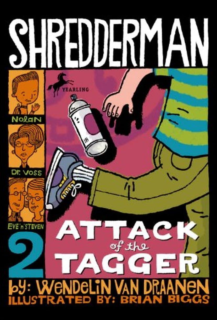 持ってる計画発見Shredderman: Attack of the Tagger (English Edition)