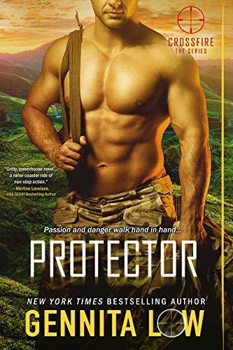 Protector (Crossfire series Book 1) by [Gennita Low]