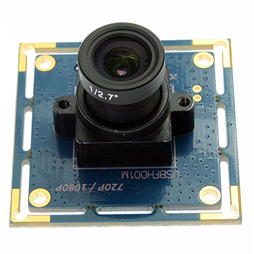 SVPRO 2 megapixel HD Free Driver USB Camera 1/2.7'' CMOS OV2710 Max Resolution 1920X1080 USB Web Camera Module Support MJPEG Android Linux Windows(3.6mm)