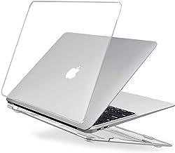EooCoo Funda para 2020 2019 2018 MacBook Air 13 Pulgadas M1 A2337 A2179 A1932, Cubierta de Plástico Dura Carcasa para Nuev...