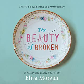 The Beauty of Broken audiobook cover art