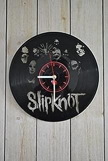choma Slipknot Vinyl Record Wall Clock