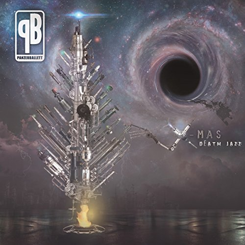Panzerballett: X-Mas Death Jazz (CD-Digipak+Pop-Up) (Audio CD (Digipack))