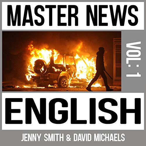 Master News English: Vol: 1 audiobook cover art