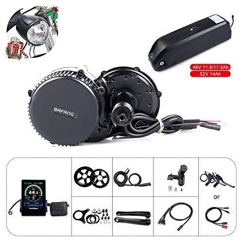 BAFANG Mid Drive Electric Bike Conversion Kits