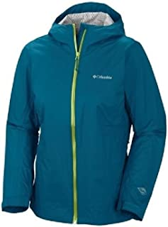 Columbia Sportswear Women's Evapouration Jacket, Siberia, Large