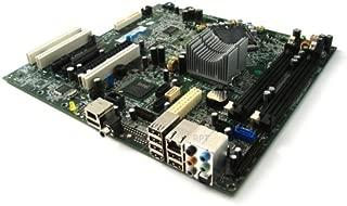Dell Genuine XPS 420 Motherboard TP406, Supports The Following Processors: Intel Core 2 Q6600 Quad Core, Intel Core 2 Duo Processor E8400, Intel Core 2 Q8200 Quad-Core, Intel Core 2 Q9400 Quad-Core