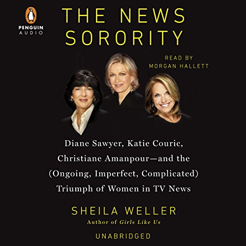 The News Sorority audiobook cover art
