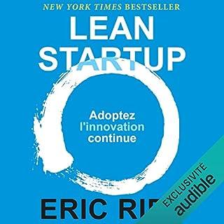 Couverture de Lean Startup