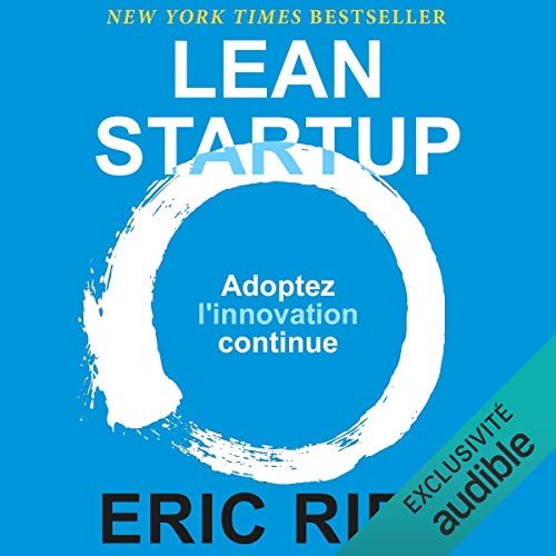 Lean Startup  By  cover art