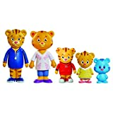 Daniel Tiger's Neighborhood Friends Family Figure (5 Pack)