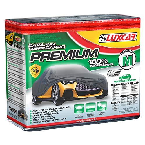 Capa Para Cobrir Carro Premium - M Luxcar Médio