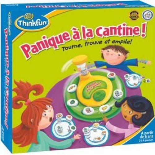 Think Fun - TFSA01 - Jeu Enfants - Panique à la Cantine