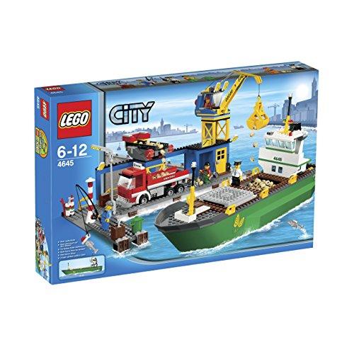 LEGO City 4645 - Hafen