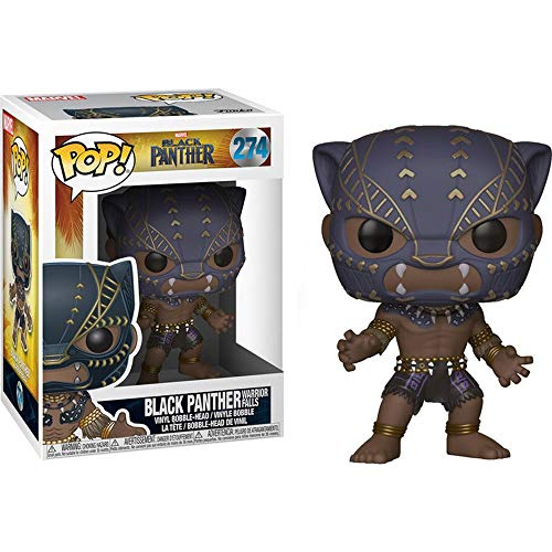 Funko Pop! - Marvel Black Panther: Waterfall Figura de Vinilo 23130