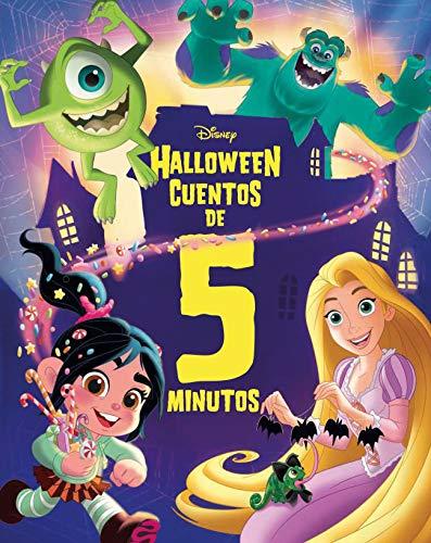 Disney. Halloween. Cuentos de 5 minutos (Disney. Otras propiedades)