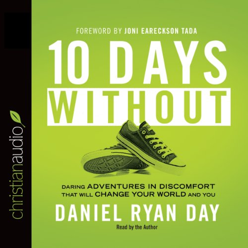 Ten Days Without audiobook cover art