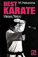 Best Karate, Vol.5: Heian, Tekki (Best Karate Series)