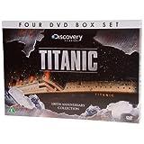 TITANIC 4 DVD Gift Set [Reino Unido]