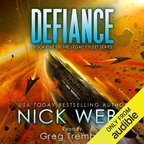 Defiance: The Legacy Fleet Series, Book 5