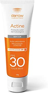 Actine Protetor Solar Fps 30 sem Cor, Darrow, 40G