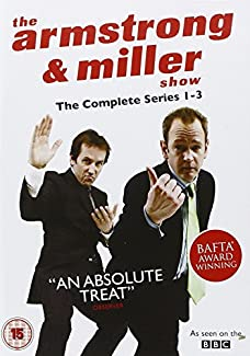 The Armstrong & Miller Show - The Complete Series 1-3