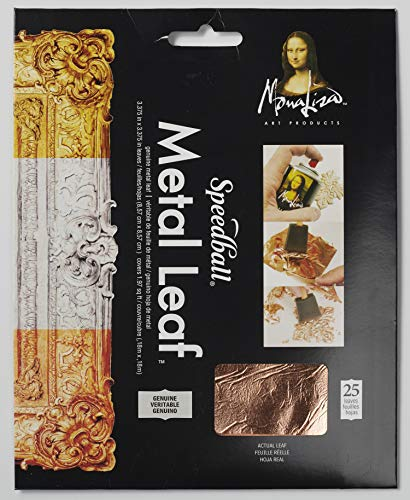 1000 feuilles d/' Or 24 K Carats Veritable Gold Leaf paper sheets
