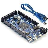 OSOYOO DUE R3ボード ArduinoDUE R3互換ボード ARM 32Bit Arduino DUEと互換 ケーブル付き 32bit マイコン