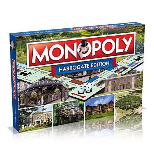 Harrogate Monopoly - Juego de Mesa