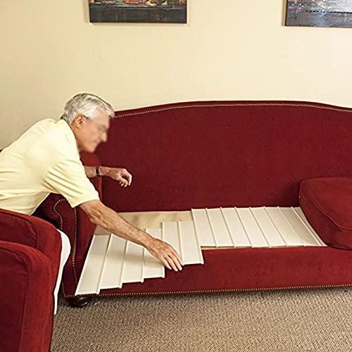 Möbelkissen-Support-Einsatz, Einstellbare Möbel-Fix Sagging-Kissen-Sitzsparer, Couch-Kissen Unterstützer, Support-Möbelsparer Erweitern Das Leben Ihres Sofas, Zum Sektional-Sofa-Sitz