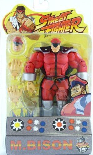 SOTA Toys Street Fighter Action Figure Series 1: M.Bison