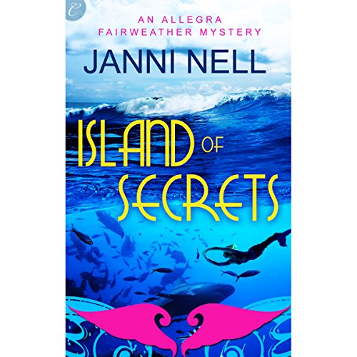 Island of Secrets audiobook cover art