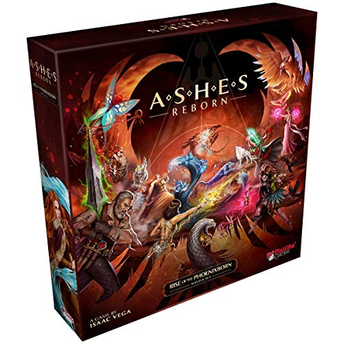 Ashes Reborn: Rise of The Phoenixborn Master Set - Board Game - English Edition