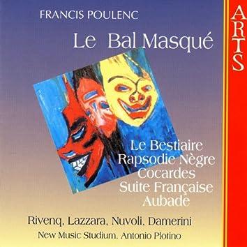 Poulenc: Le Bal Masqué / Rapsodie Negre / Le Bestiaire / Aubade