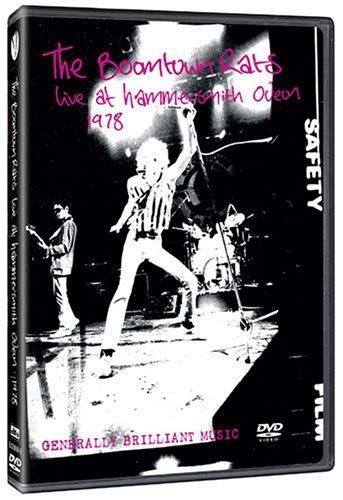 Super sale period limited Boomtown Rats - Live Odeon at Baltimore Mall 1978 Hammersmith