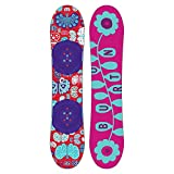 Burton Chicklet Girls Snowboard - 130cm