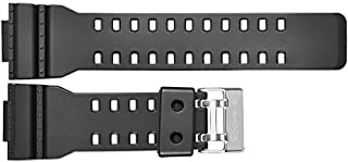 Genuine Replacement for Watch Band Black Strap 16mm Casio...