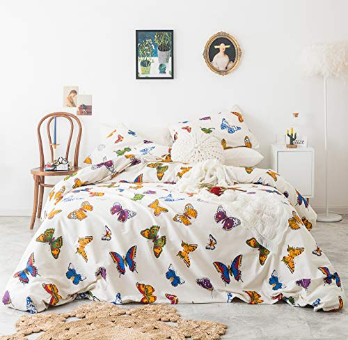 fun butterflies bedding sets