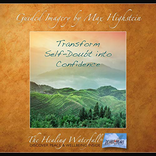 Transform Self-Doubt into Confidence audiobook cover art