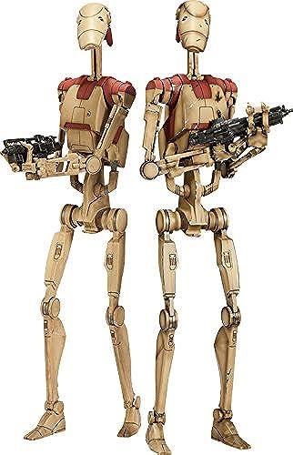 El nuevo outlet de marcas online. Star Wars Actionfiguren Set 1 6 Seguridad Battle Droids Droids Droids 30 cm  el precio más bajo