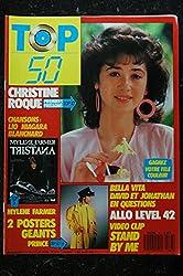 TOP 50 067 1987 06 CHRISTINE ROQUE LIO NIAGARA + POSTERS GEANTS MYLENE FARMER PRINCE
