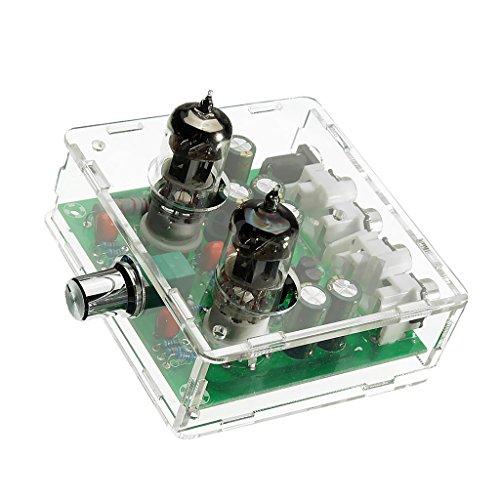 Sharplace 6J1 DIY Kit Vorverstärker Verstärker Board Kopfhörer Amp Preamplifier