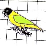 限定 レア ピンバッジ 緑の翼の小鳥 ピンズ フランス 290354