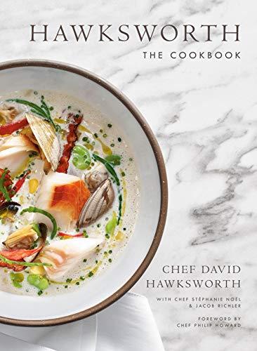 Hawksworth: The Cookbook (English Edition)