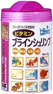 「キョーリン ひかりFD ビタミン ブラインシュリンプ 12g」 2個セット