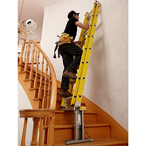 Ideal Security LAP1 Ladder_Aide Pro, Type 1AA, Silver
