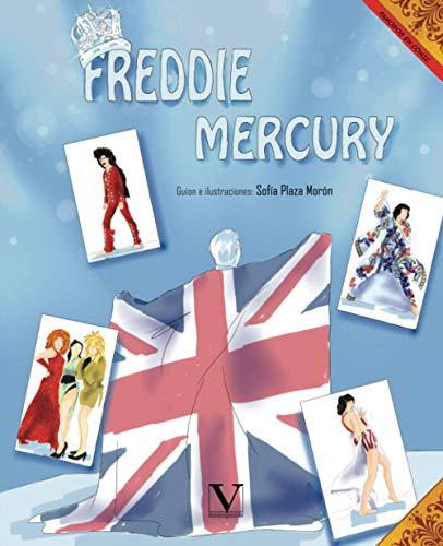Freddie Mercury (Infantil-Juvenil)