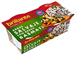 Brillante Arroz Salvaje Con Arroz Basmati 125G X 2 - [Pack De 8] - Total 2 Kg