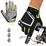 Cycling Gloves Motorcycle Bike Mountain-Padded Road Bicycle Men Women...