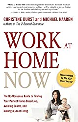 Work at Home Now Job Search Book